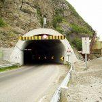 Bild des südlichen Skarvbergtunnelportals