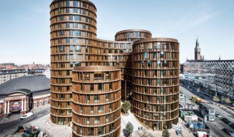 Bild der Axel Towers in Kopenhagen