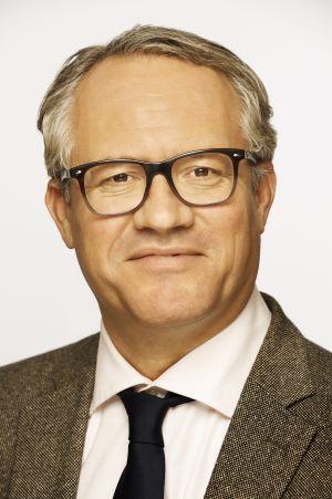 Porträt von Jens Henrik Nicolaisen