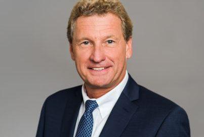 Porträt des Verkehrsministers Bernd Bucholz