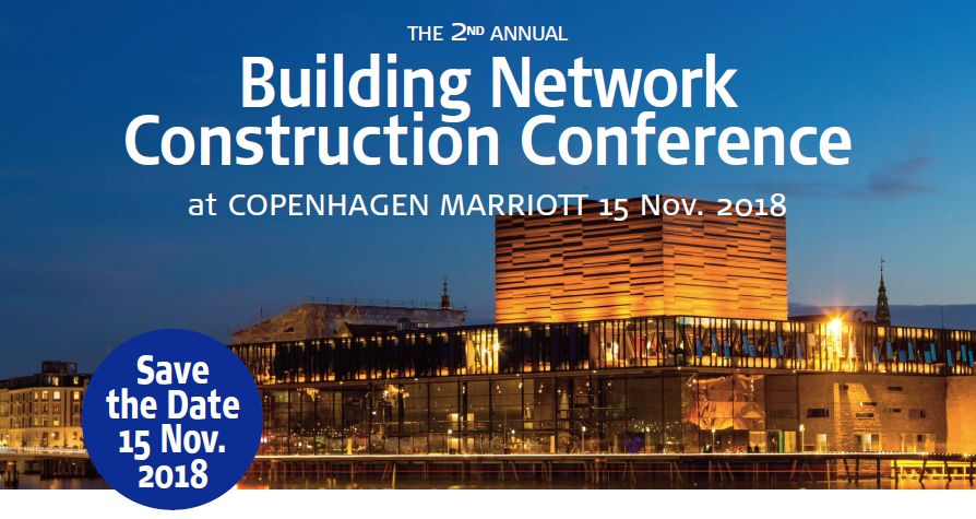 Building Network Construction Conference @ Copenhagen Marriot Hotel