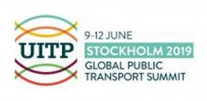 Global Public Transport Summit 2019 @ Stockholm Exhibition and Congress Center