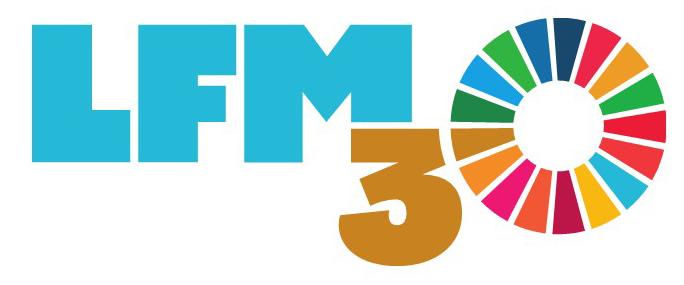 Logo der Initiative LFM30