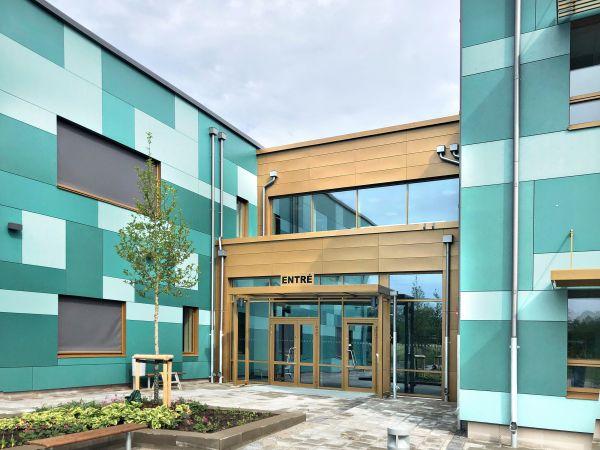 Internationale Passivhaus- und Nachhaltigkeitskonferenz 2019 @ Glänninge Passive House School and Sports Center