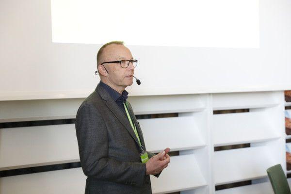 Porträt des Projektleiters Peter Söderberg