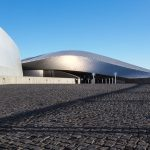 Den Bla Planet -Aquarium in Kopenhagen
