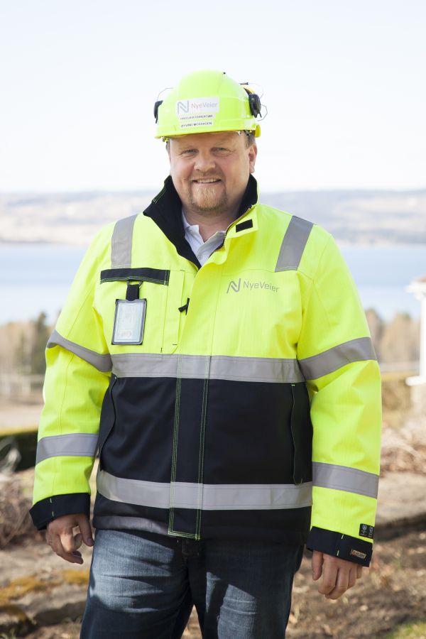 Porträt von Øyvind Moshagen